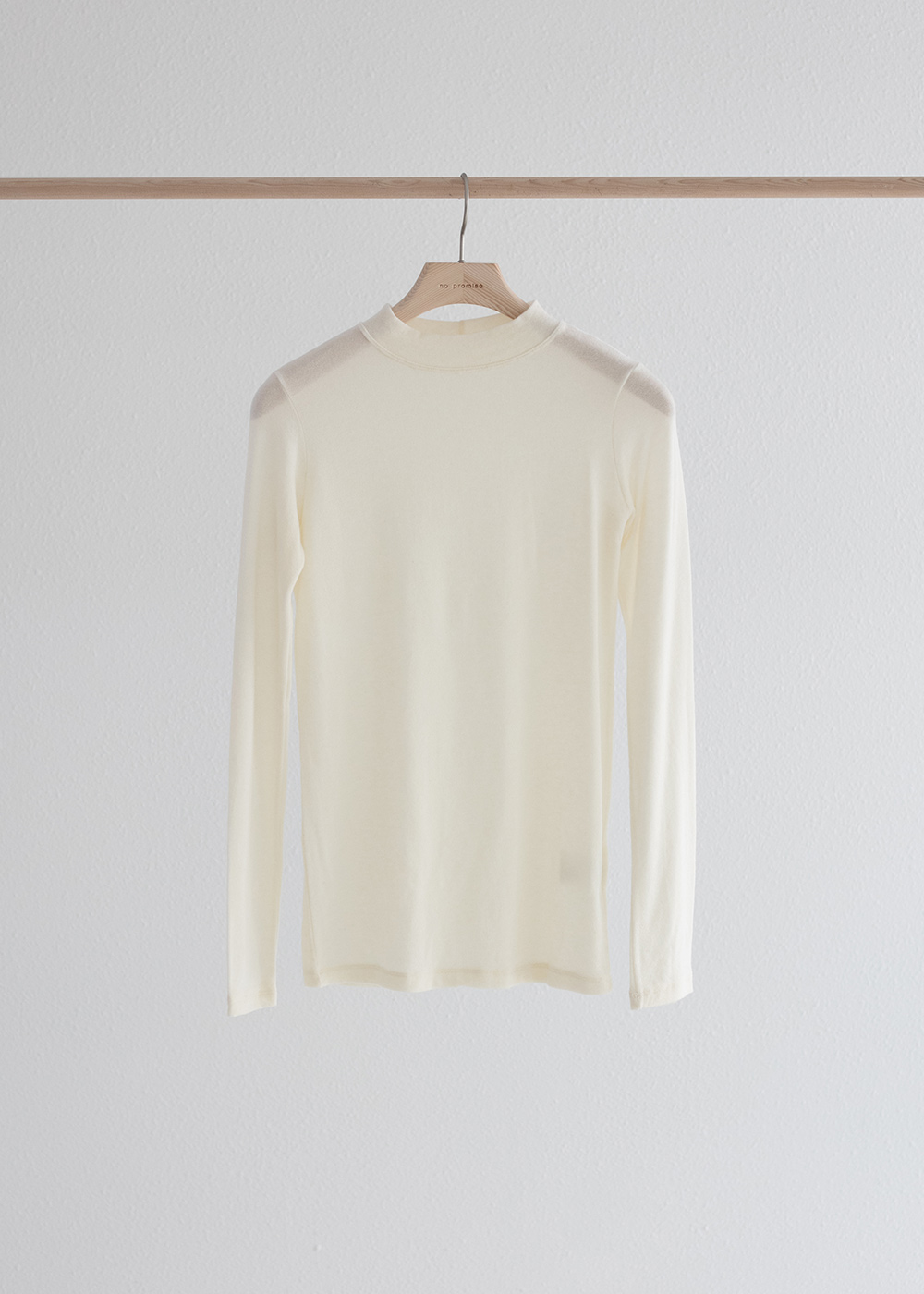 19FW Half neck T-Shirt