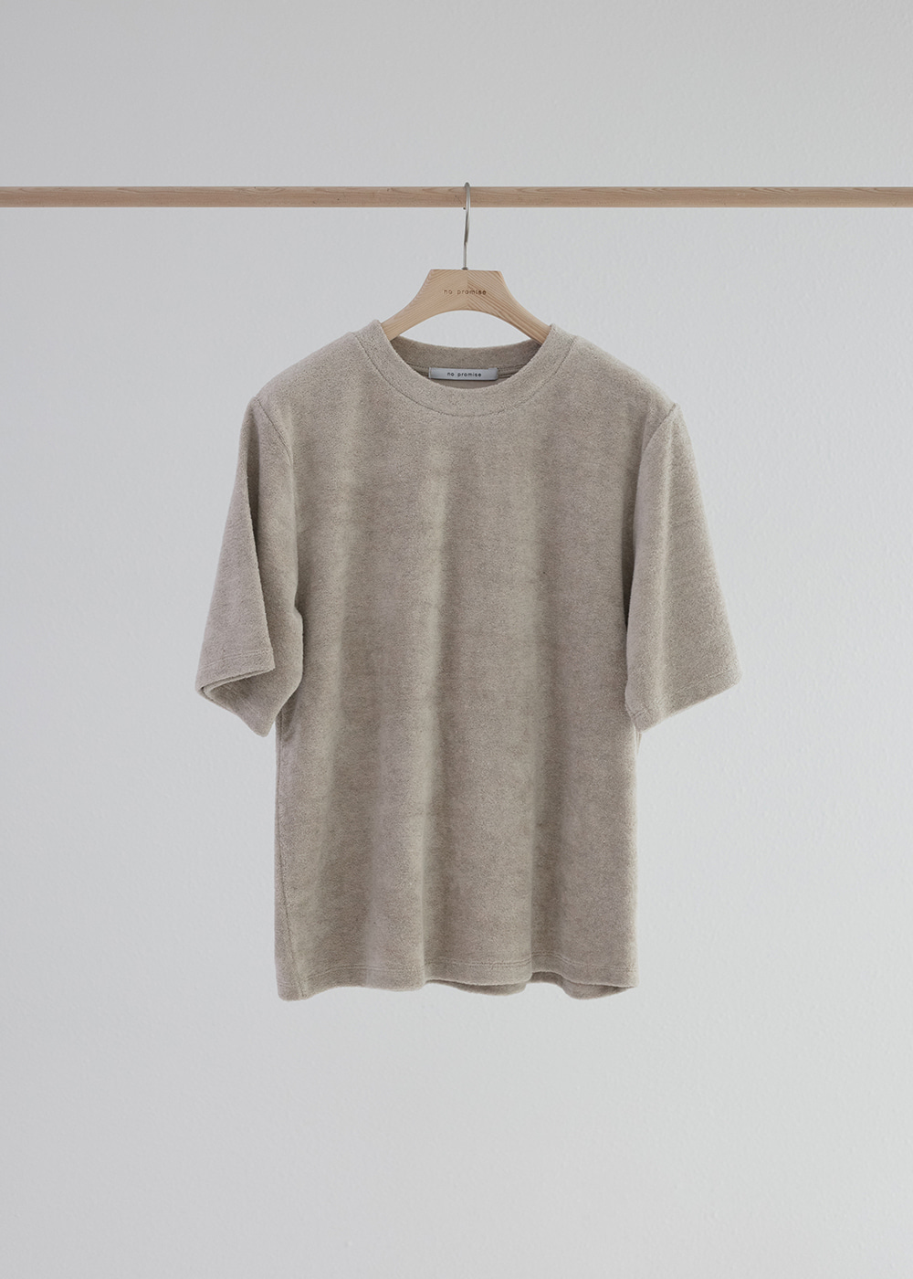 19FW Terry T-Shirt