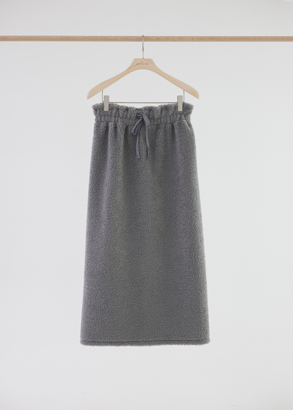 19FW Curly skirt